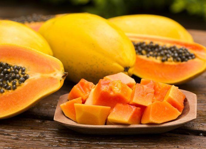 Папайя - экзотический фрукт или овощ?
