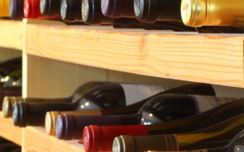 Как надо хранить вино