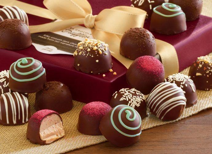 История возникновения конфет