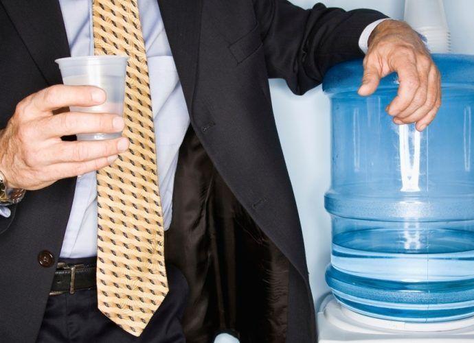 Заказ воды в офис