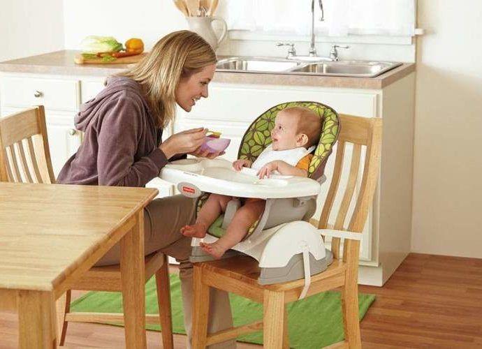 Стульчик для кормления. Современная мебель для современных малышей