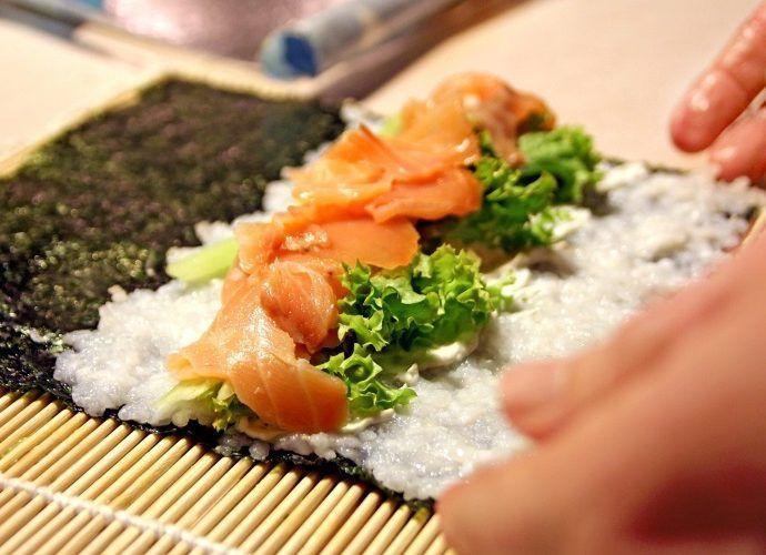 Как приготовить суши в домашних условиях - готовим рис и выбираем начинку