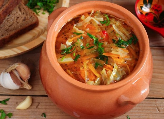 Как приготовить настоящие русские щи - рецепты и варианты со свежей и квашеной капустой