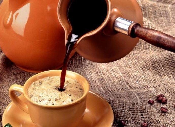 Как приготовить правильно кофе