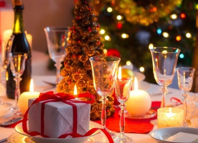 Новогодний стол 2017: какие блюда должны быть на праздничном столе?