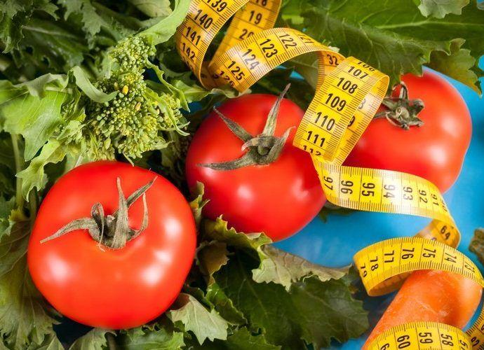 Томатная диета для похудения + меню: можно ли быстро сбросить вес с помощью помидоров