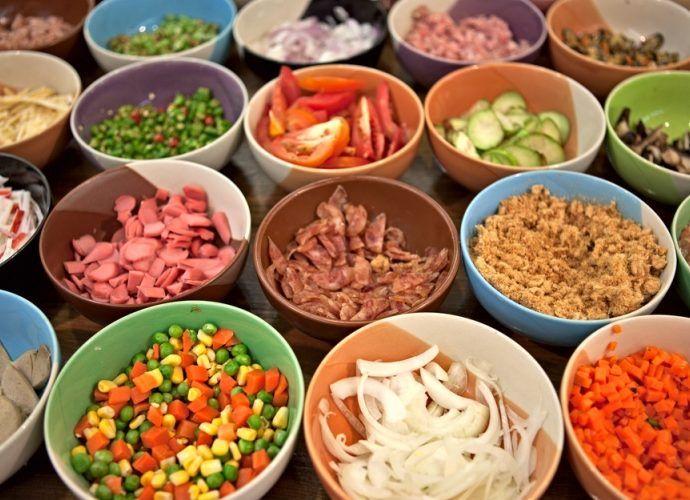 Система раздельного питания для детей