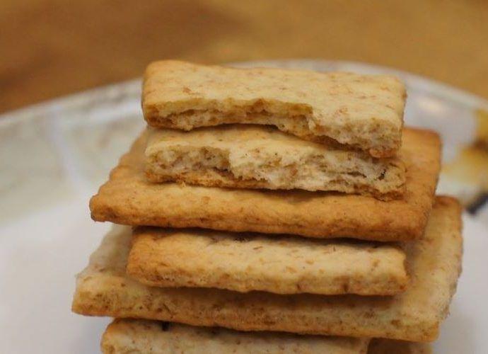 Галетное печенье для детей - домашний рецепт
