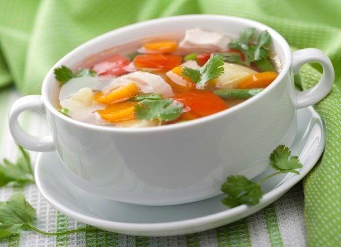 Боннский суп - диета, меню на неделю и рецепт приготовления
