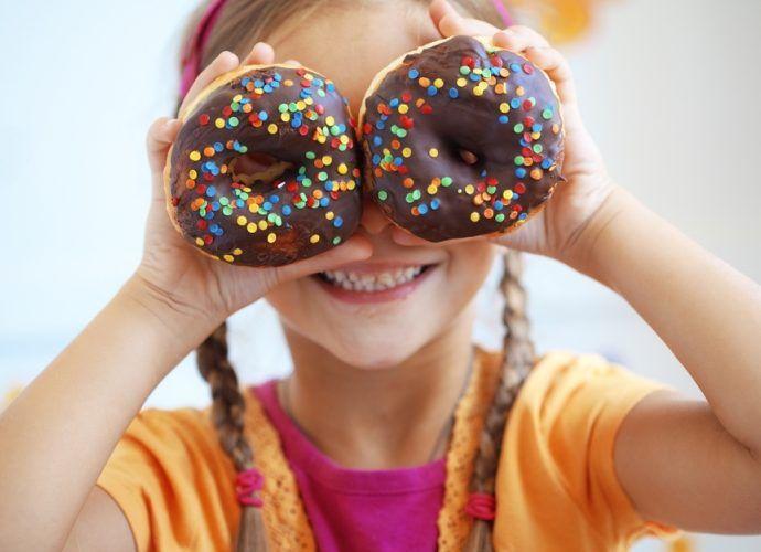 Чем заменить ребенку сладости - от сладкого к полезному
