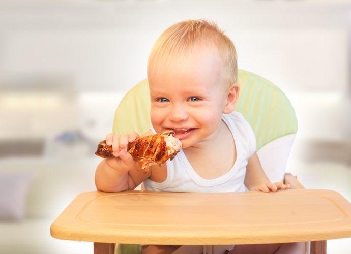 Основы мясного рациона для детей