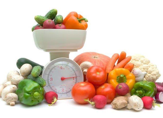 Таблица массы пищевых продуктов
