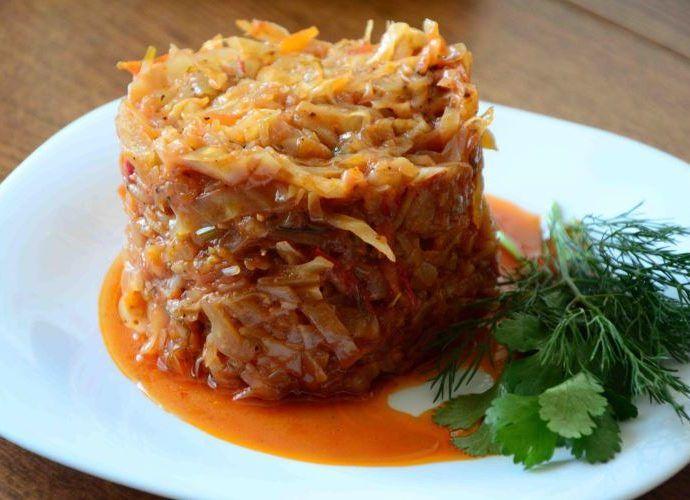 Как приготовить тушеную капусту в мультиварке - простой рецепт и варианты с курицей, овощами и квашеной капустой