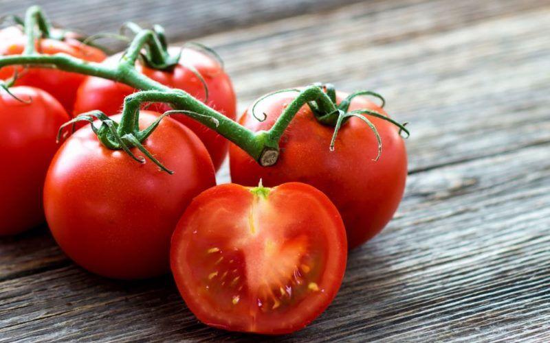 Салаты с помидорами для детей от 1,5 лет