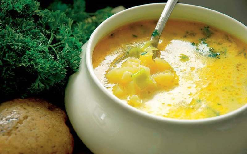 картинки супа картофельного душ