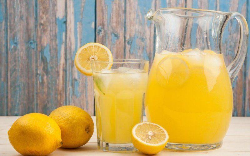 Лимонадный сироп классический