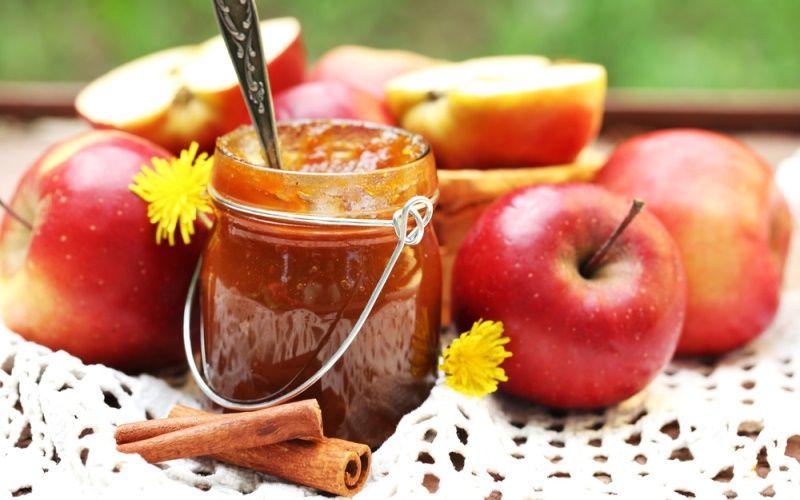 Яблочное варенье с корицей - рецепт на зиму