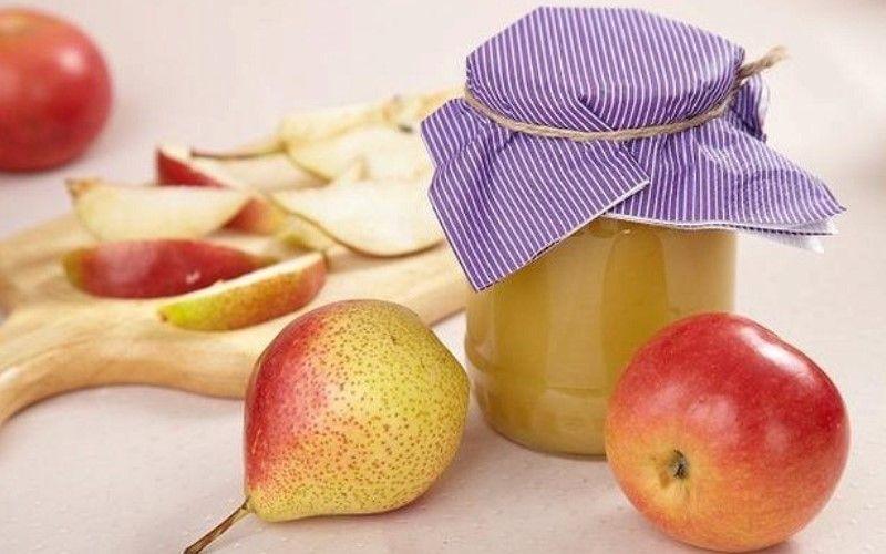 Повидло грушево-яблочное