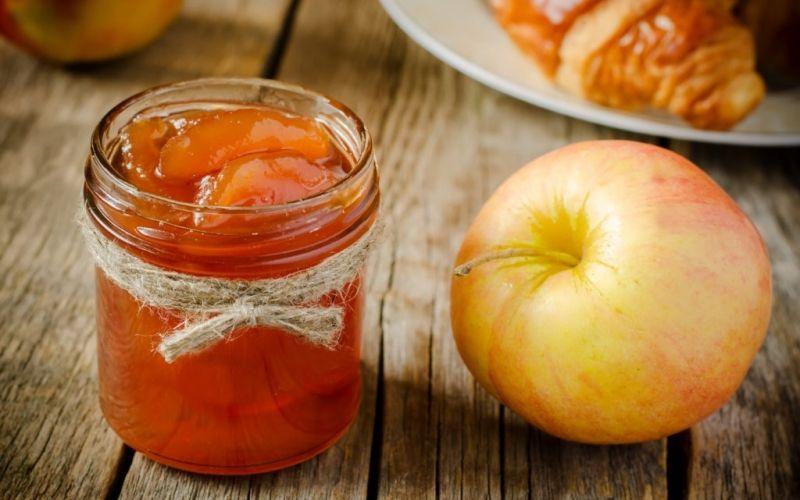 Яблочное варенье на зиму: рецепты