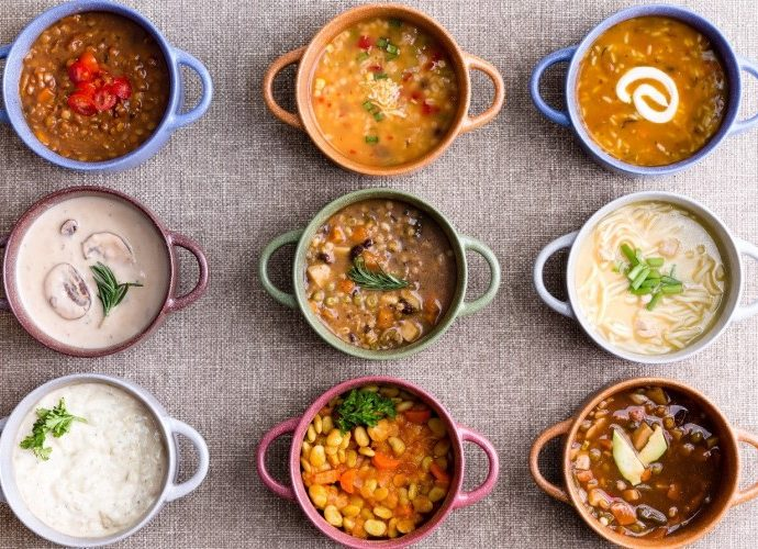 Рецепты холодных летних супов на каждый день: топ 5 лучших