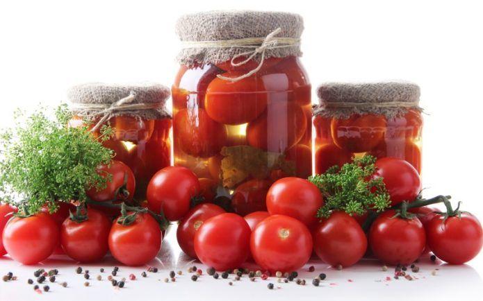 Маринованные помидоры на зиму – рецепты, секреты, тонкости