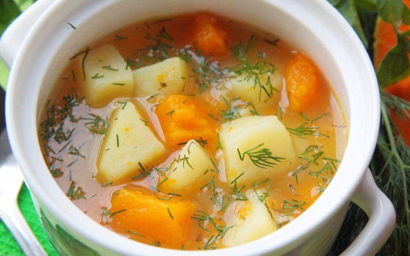 Блюда с тыквой для детей от 3 лет: суп, каша, запеканки
