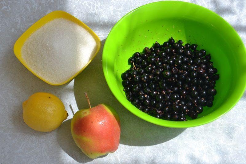 Варенье из черной смородины на зиму - лучшие пошаговые рецепты заготовок