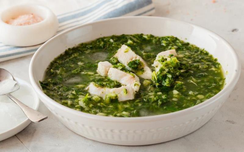 Рецепт рыбной окрошки на квасе - необычное летнее блюдо