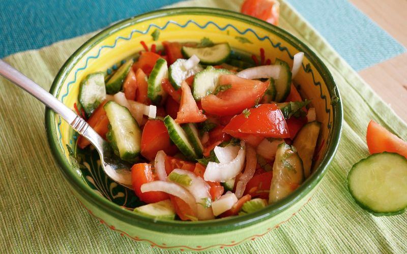 Из овощей по-польски