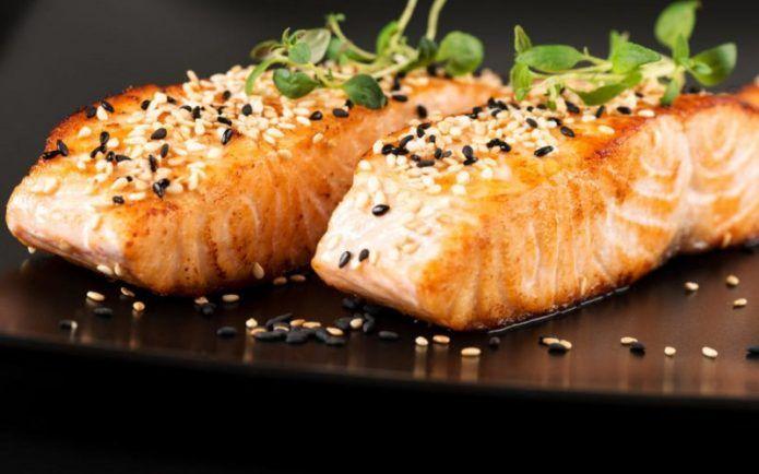 Запеченная красная рыба в духовке: готовим лосось, форель, горбушу