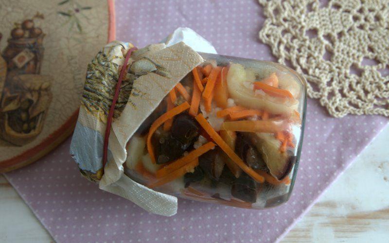 Вкусные заготовки на зиму из баклажанов: 5 проверенных рецептов с чесноком, вяленые, по-корейски