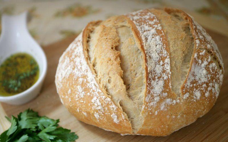 Хлеб на соде — быстрый рецепт