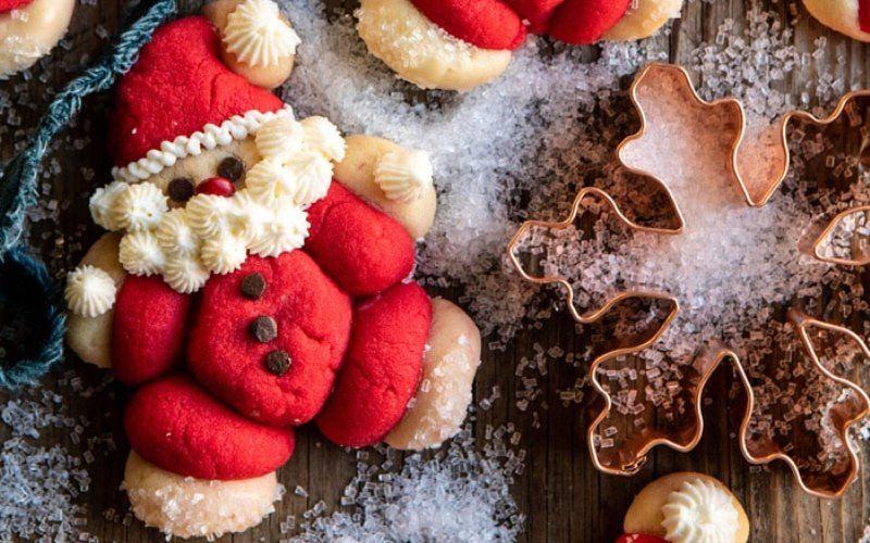 "Печенье ""Санта-Клаус"""