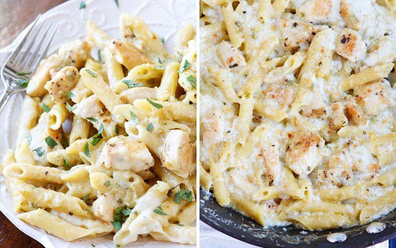 Как приготовить макароны с курицей вкусно: рецепты с сыром, овощами