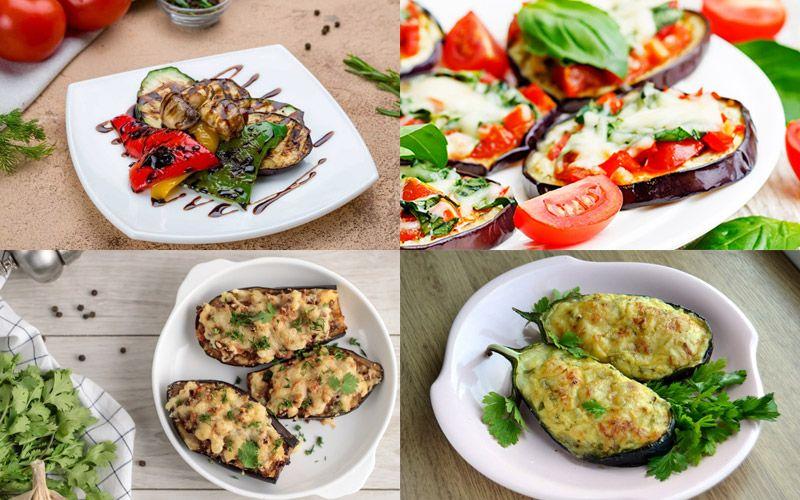 Вкусные рецепты из баклажанов: готовим в духовке и на гриле