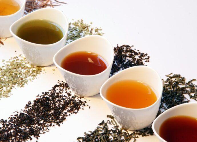 Чай: разнообразный, вкусный и полезный напиток