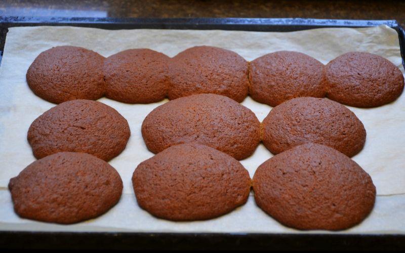 Шоколадное овсяное печенье «Энергия дня»