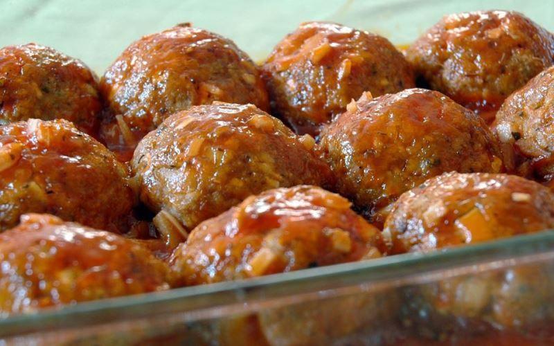 Куриные тефтели с розмарином и орехами