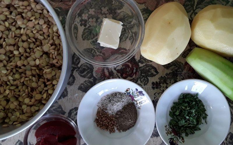 Суп кабачками - фото 1