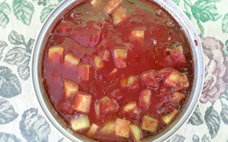 Суп кабачками - фото 7