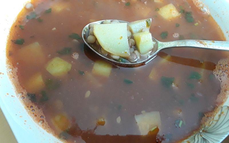 Суп кабачками - фото 0